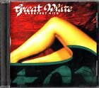 GREAT WHITE- Greatest Hits/Best Of Collection CD (Live Tracks) Glam Metal