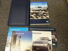 2008 Land Rover Range Rover SUV Owner Operator Manual HSE Supercharged 4.2L 4.4L
