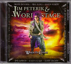 JIM PETERIK & WORLD STAGE - WINDS OF CHANGE CD MINT 2019