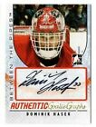 Dominik Hasek Cards, Rookie Cards and Autographed Memorabilia Guide 16