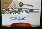 Rich Franklin Cards and Autographed Memorabilia Guide 16