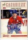 Chris Chelios Rookie Cards and Autograph Memorabilia Buying Guide 11