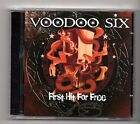 (IY145) Voodoo Six, First Hit For Free - 2008 New not sealed CD