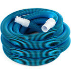 Deluxe Swimming Pool No Kinks Vacuum Hose Swivel Cuff 1 12 inch by 30 Feet