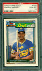 1992 TOPPS GOLD #156 MANNY RAMIREZ ROOKIE CARD PSA 10 GEM MINT