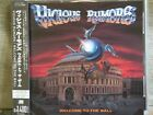 VICIOUS RUMORS-Welcome To The Ball-91/2014 CD Japan