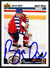 Brett Hull Cards, Rookie Cards and Autographed Memorabilia Guide 14