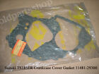Suzuki DS185 TS185 Crankcase Cover Gasket NOS TS185ER Engine Cover 11481-29300