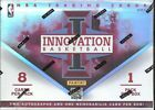 2012-13 Panini Innovation Factory Sealed Basketball Hobby Box Kyrie Irving RC?