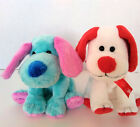 Ty KOOKIE & HEARTBEAT Beanie Baby Plush Dog Lot of 2 Dated 2003 & 2008 CLEAN
