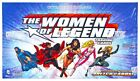 DC COMICS: THE WOMEN OF LEGEND TRADING CARD BOX LOOK FOR SKETCH CARDS!