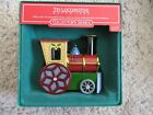 Hallmark 1986 Tin Locomotive Collector Series 5th in the series Ornament