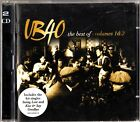 UB40 - The Best Of/Greatest Hits Vol 1 & 2 2-CD 2005 'Swing Low/Kiss,Say Goodbye