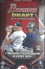 2014 Bowman Draft Factory Sealed Baseball Hobby Box Kyle Schwarber AUTO ?
