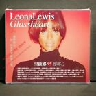 Leona Lewis Glassheart Taiwan 2 CD w/OBI+Acoustic 2012 Trouble-Come Alive NEW