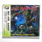 Iron Maiden The Final Frontier Taiwan CD w/OBI 2010 NEW