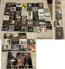 71 CD DVD LOT 2000s SHINEDOWN THE KILLERS DAUGHTRY STAIND U2 COLDPLAY METALLICA