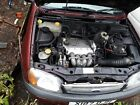 LARGER PHOTOS: ford fiesta 1.7 spares or repair