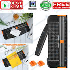 Paper Cutter AGPTEK 12 A4 Paper Trimmer with Automatic Security Safeguard