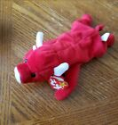 TY BEANIE BABY TABASCO THE BULL #4006 PLUSH TOY Gen 3 - Vintage and Retired