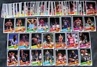 Lot Near Set 121 (132) Different 1979 1980 Topps Basketball Cards Vintage Part S