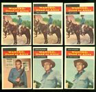 1958 Topps TV Westerns Trading Cards 7