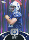 Andrew Luck Signs Deal with Upper Deck, Revealed as Trade UD Mystery Redemption 17