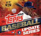 2016 TOPPS UPDATE SERIES BASEBALL HTA JUMBO BOX FACTORY SEALED NEW
