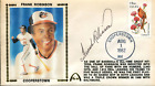 Frank Robinson Autographed First Day Cover