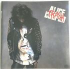 ALICE COOPER TRASH CD MADE IN BRAZIL 1st PRESS 1989