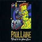 PAUL LAINE STICK IT IN YOUR EAR CLASSIC AOR CD RARE OOP