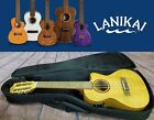 Lanikai 5 String Flame Maple Tenor Acoustic Electric Ukelele Authorized Dealer