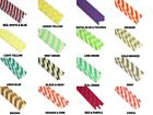 Eco Friendly 775 STRIPED Paper Straws Choose Color  Package Amount