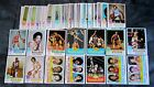Lot Of 71 Different 1973 1974 Topps Basketball Cards Vintage Partial Set