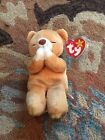 NEW Ty Beanie Babies Hope Praying Bear With Mint Tag And Tag Errors. RARE!!