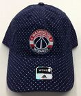 NBA Washington Wizards Adidas Womens Buckle Back Cap Hat Beanie Style, ONE SIZE