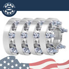 4 1 inch 5x45 to 5x45 Wheel Spacers 25mm 1 2 x 20 Studs For Ford Mustang