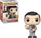 Funko POP! TV Mr. Bean Pajamas 786 Vinyl Figure [Chase Version, With Teddy Bear]