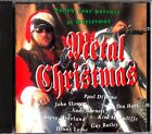 Metal Christmas CD 1994 Paul Di'anno/John Sloman/Lea Hart/Guy Bailey Heavy Rock
