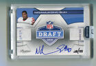 2016 Panini Prestige Football Cards - Print Runs Added for Draft Day Signatures 19