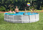 42 Deep Above Ground Pool For Adults Best Large Metal Frame Swimming 15ft x 42