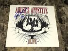 Steven Adler Rare Signed Alive EP CD Adler's Appetite Guns N' Roses + Photo COA