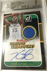 2014-15 TIMELESS TREASURES JERSEY AUTO: KEVIN DURANT #61 99 AUTOGRAPH BGS 9 W 10