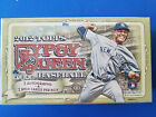 2012 TOPPS GYPSY QUEEN BASEBALL HOBBY BOX FACTORY SEALED *SP7