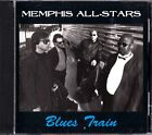 The Memphis All-Stars- Blues Train CD Greg Reding of Hot Dogs/Black Oak Arkansas