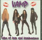 VAMP - TALES OF LOVE AND LOVELESSNESS USED - VERY GOOD CD
