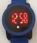ONYK RED LED DIGITAL THERMAL TOUCH MEN'S WATCH
