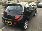 Ford KA Sport 16 LOW MILES BLACK LEATHER INTERIOR