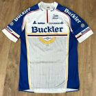 Buckler Colnago Decca rare vintage cycling jersey size XL