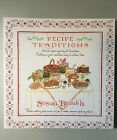 Recipe Traditions Susan Branch Cookbook NEW